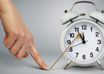 grip op je tijd